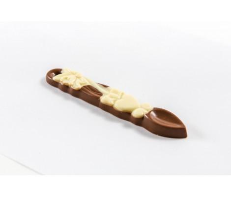 chocolate love spoon