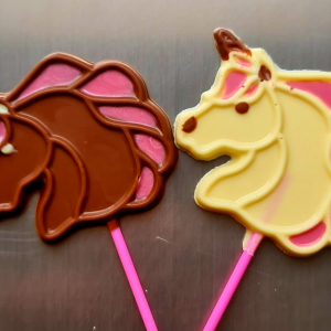 unicorn chocolate gift