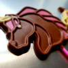 unicorn chocolate gift